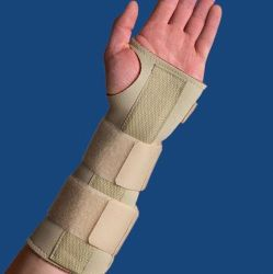 Wrist Forearm Splint, XX-Large Right, 10 1/4