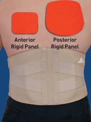 AP Rigid Lumbar Support Large