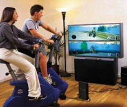 GameBike Exercise Bike- Small
