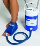 Product Photo: Aircast Cryo/Cuff System-Ankle & Cooler