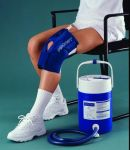 Product Photo: Aircast Cryo/Cuff System-Small Knee & Cooler