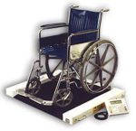Product Photo: Roll A Weigh Wheelchair Scale 1,000 Lb. Cap.
