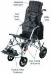 "Product Photo: Trotter Mobility Positioning Chair, 14"" Wide"